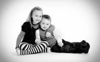 Sarah og Magnus